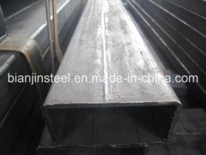 Furniture Decoration Rectangular Steel Pipe