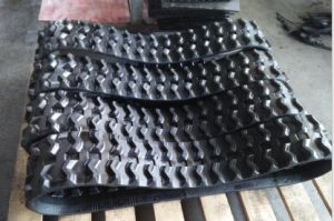Small Rubber Track for Mini Excavator pictures & photos