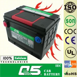 BCI-78(78-60) 12V70AH MF Car Battery FOR GM CAR pictures & photos