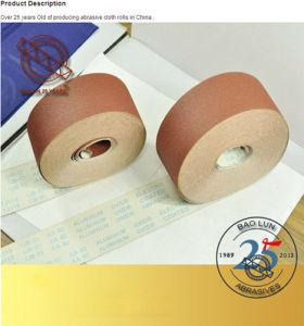 Coated Abrasive Jumbo Rolls Pictures