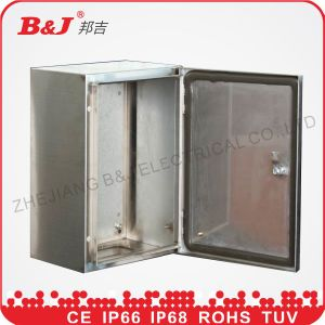 Waterproof Stainless Steel Enclosures/Stainless Wall Box pictures & photos