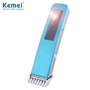 Kemei 578 Professional Solar Charge Rechargeable Hair Clipper