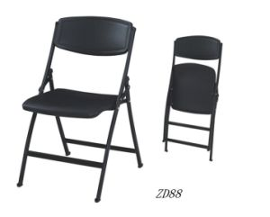 Classic Black School Chair New Design Folding Training Chair Sets for Sale pictures & photos