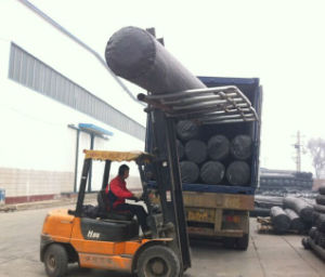 Short Fiber Non Woven Fabric Geotextile for Drainage pictures & photos