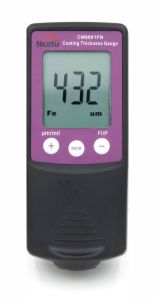 Digital Paint Coating Thickness Gauge Meter Thickness Tester Cm8801fn pictures & photos