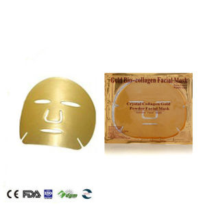 Collagen 24k Gold Crystal Facial Mask pictures & photos