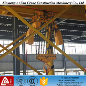 3 Phase Vehicle Micro Electric Rope Hoist pictures & photos