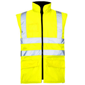 High Quality Reflective Raincoat with En20471 Standard (C2474) pictures & photos
