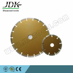 Granite Cutting Disc Diamond Saw Blade Circular Cutter Silent Core pictures & photos