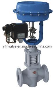 Teflon Lined Control Valve Pneumatic Actuator pictures & photos