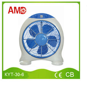 "Hot-Sale Cheapest Price 12"" Box Fan (KYT-30-6) pictures & photos"