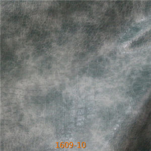 Exported Quality Customized Abrasion-Resistant Hotel Furniture Microfiber Leather pictures & photos