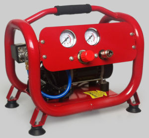 Tat-0202hn 0.75HP with 2L Frame Oil Free Silent Air Compressor pictures & photos