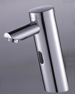 Sensor Tap Automatic Toilet Brass Faucet pictures & photos