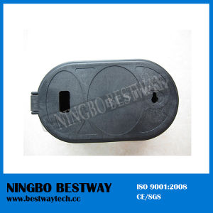 Plastic Water Meter Protect Box for Sale (BW-718) pictures & photos