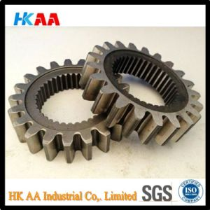 High Precision Custom Forklift Gears Made in China pictures & photos