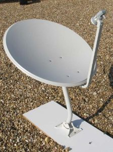 Ku-Band Satellite Antenna 60cm with SGS pictures & photos