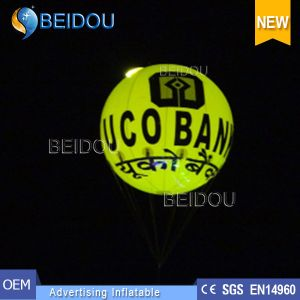 Giant Lighted Helium RC Inflatable Airship Blimp Advertising Balloon