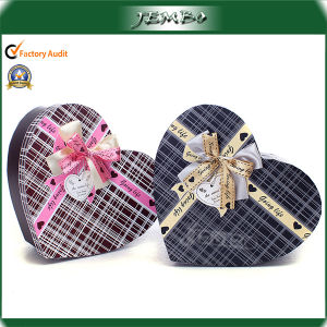 Heart Shape Paper Cardboard Candy Chocolate Gift Box pictures & photos