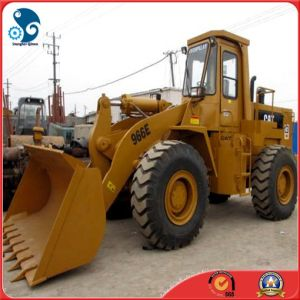 Used Caterpillar Front Wheel Loader (966E) for Loading Machine pictures & photos