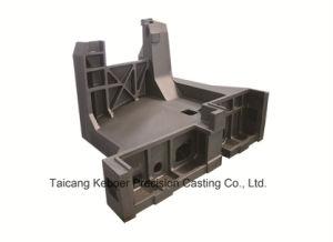 Machine Cast Iron Casting