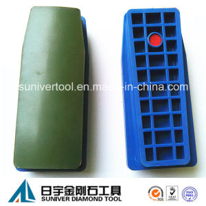 Resin Bonded Polishing Fickert-Grinding Tools for Stone/Marble/Granite pictures & photos