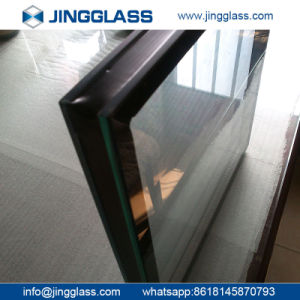 Building Construction Safety Triple Silver Low E Glass Pattern Glass pictures & photos