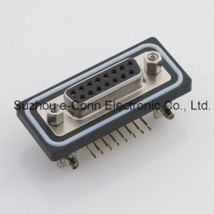 Waterproof D Retagular Connector IP67 IP68 pictures & photos