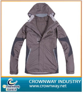Men′s Outdoor Water Resistent Softshell Jacket pictures & photos