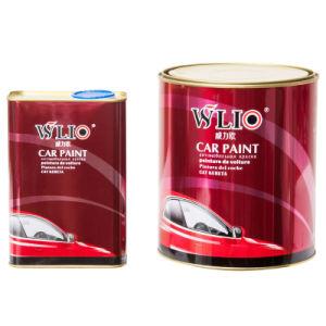 Wlio 1k Basecoat Automotive Paint pictures & photos