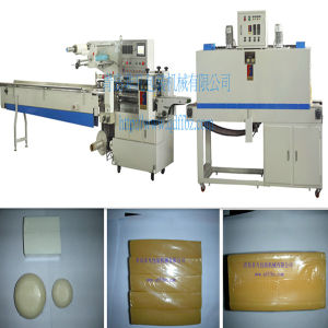 China Automatic Multiple Soap Heat Shrink Packing Machine Multi Piece pictures & photos