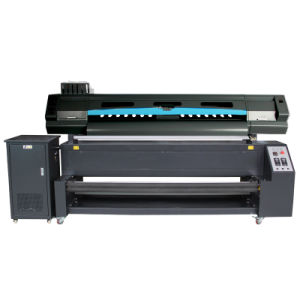 Epson 5113 Printhead High Resolution Digital Industrial Large Format Direct Print on Fabric Sublimation Polyester Fabric Printer Machine pictures & photos