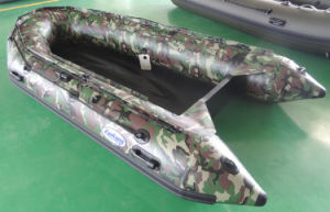 Fashion Camo River Inflatable Boat for Fun pictures & photos