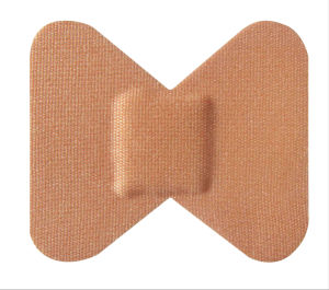 Elastic Fabric Butterfly Bandage 50X45mm Finger Tip Bandage pictures & photos