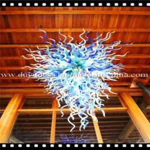 Multicolour Blown Glass Ornament Pendant Light for Decoration
