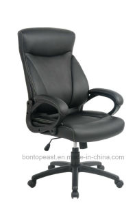 High Back Lifting and Swiveling Office Chair