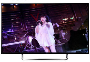 49′′flat Screen TV with Network pictures & photos
