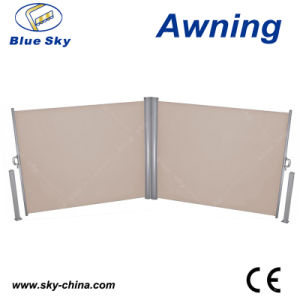 Aluminum Folding Screen Retractable Awning for Balcony (B700-3) pictures & photos