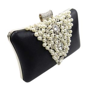 Classics Clutch Bag Elegant Bag Fashion Wholesale Evening Bag (XW0919) pictures & photos