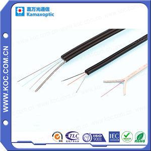FTTX Fiber Optic Drop Cable 1/2/4 Core pictures & photos