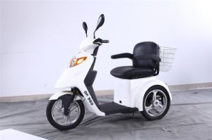 2015 New Smart Disabled Three Wheel Electric Tricycle