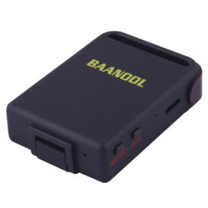 SMS Reset Personal GPS Tracker Tk102b with Sos Button pictures & photos