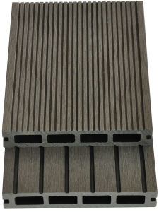 WPC and HDPE Composite Outdoor Decking (ZY-D-002)