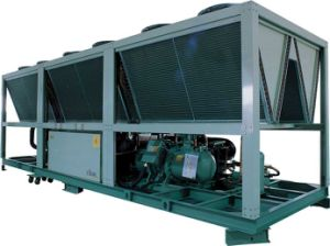 R407c Air Cooled Water Chiller for HVAC pictures & photos