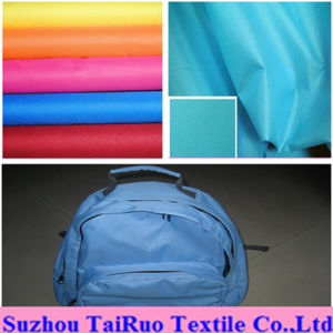 100% Polyester Oxford for School Bag Fabric pictures & photos