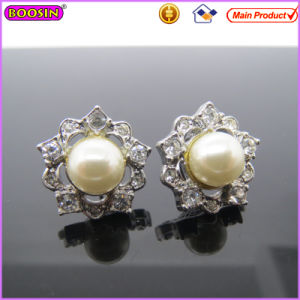 Fashionable Simple Gold Fan Earring Designs pictures & photos