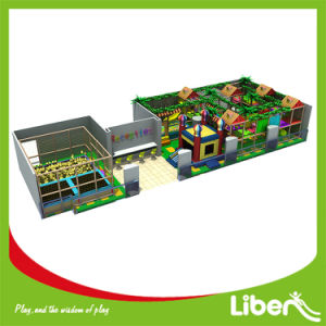 China Factory Price Fashion Indoor Playground pictures & photos