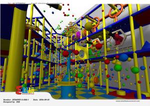 Hot Sale Ocean Themed Amusement Indoor Playground for Children pictures & photos