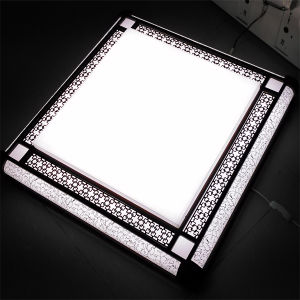 LED Ceiling Light with Dimming Brightness and Color