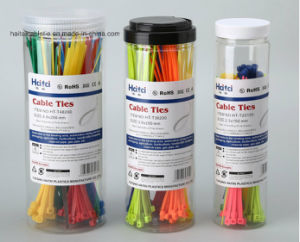 Cinchos De Plasticao Nylon Cable Tie pictures & photos